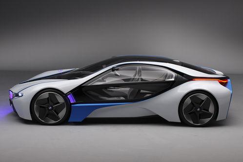 BMW Vision Efficient Dynamics Concept revealed - My Drives Online